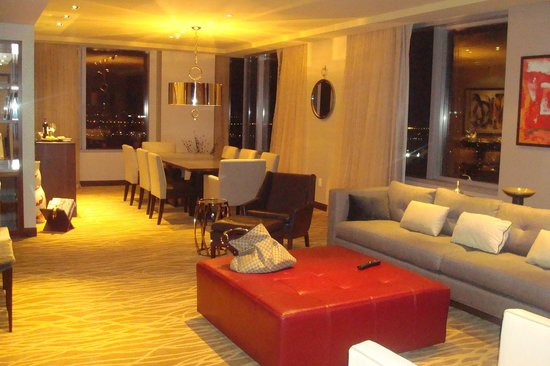 InterContinental New York Times Square : Room 35th floor