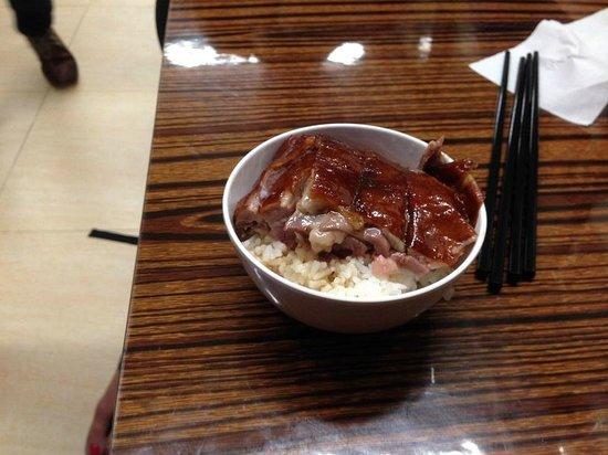 Hong Kong Foodie Tasting Tours: BBQ Goose