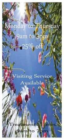 Natural Restorative Therapies: 25% Discounted Offer