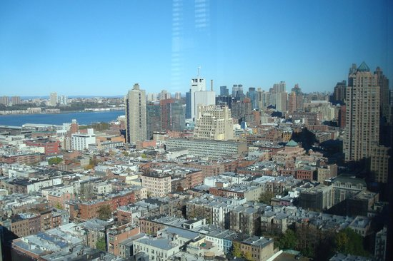 InterContinental New York Times Square : View from 35th floor