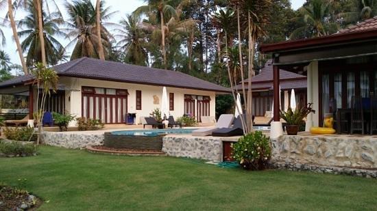 Shiva Samui – The New Name for Samui Beach Village: Nam Talay villa - Ko Samui, Thailand