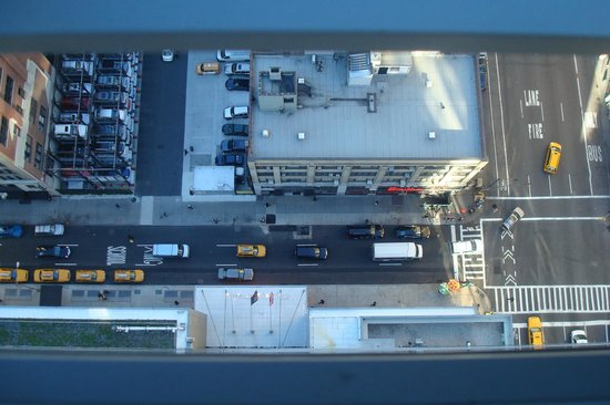 InterContinental New York Times Square: View from 35th floor