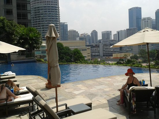 Mandarin Oriental, Kuala Lumpur: Place to relax and get spoilt by the staff