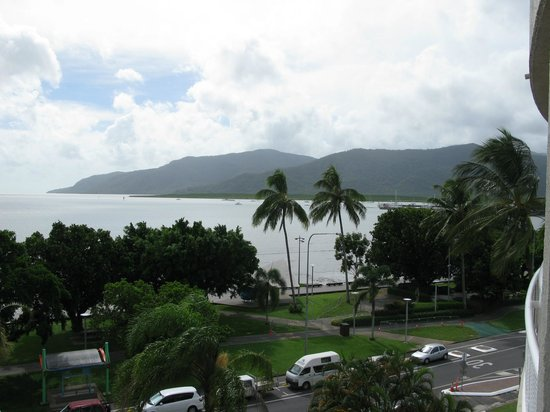 DoubleTree by Hilton Hotel Cairns : A room with a view
