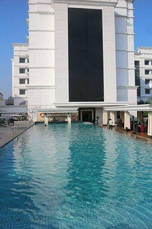 The Papandayan : Swimming pool