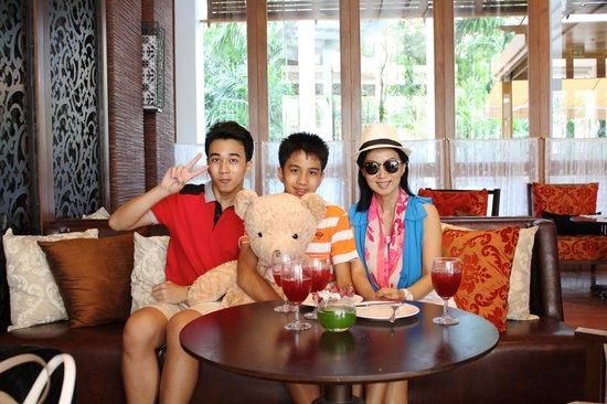InterContinental Hua Hin Resort : Lounge