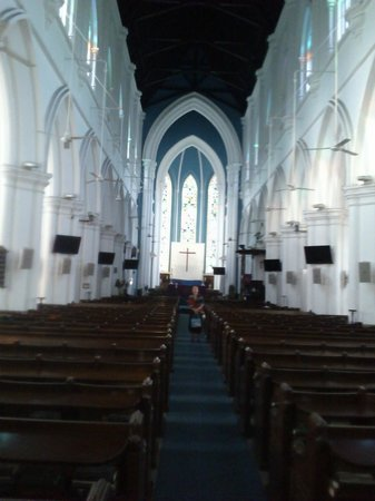 St.-Andrews-Kathedrale: И внутри