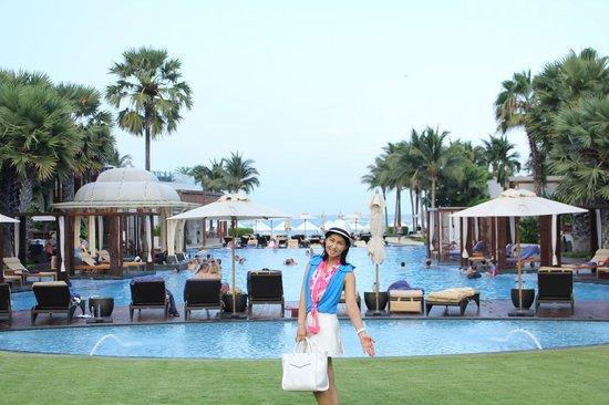 InterContinental Hua Hin Resort : Main pool