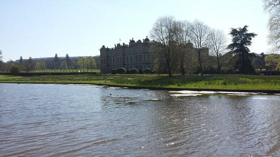 Longleat: view from boat