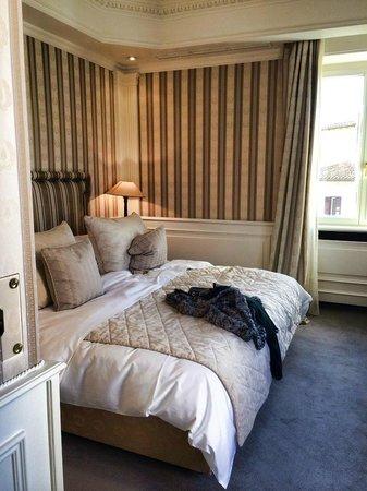 Hotel Hassler : Bedrrom