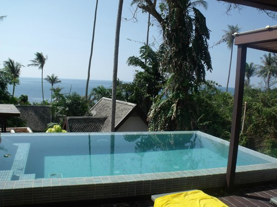 Centara Villas Samui : brilliant