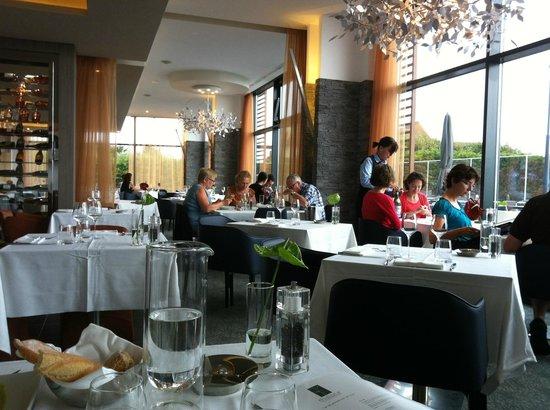 Hôtel les bains de Cabourg : restaurant