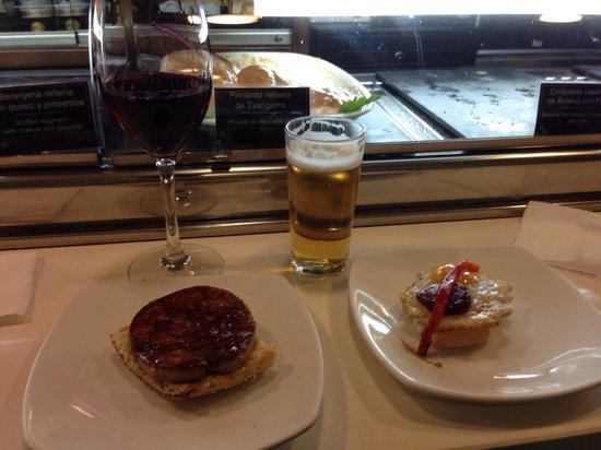 Bar donosti logro o omd men om restauranger tripadvisor - Bed and breakfast logrono ...