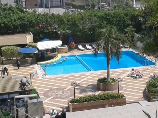 Sonesta Hotel, Tower & Casino Cairo: from my room