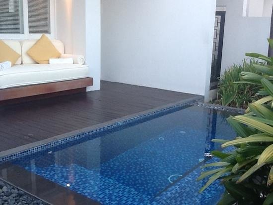 Princess D'An Nam Resort & Spa: princess villa with private pool