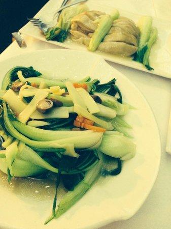 Xanadu on Collins: Delicious veggies