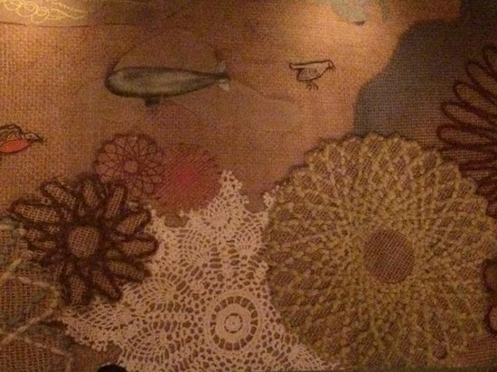 Hobnob Kitchen & Bar: Hob Nob - que decoração