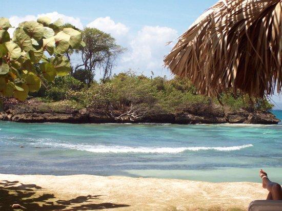 Luxury Bahia Principe Cayo Levantado : Belle plage