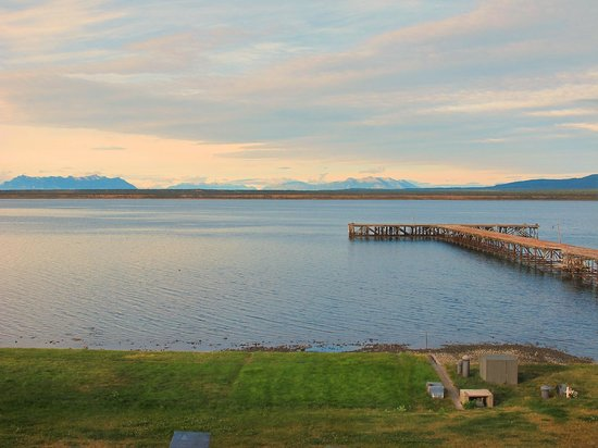 The Singular Patagonia : view from our room