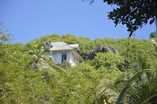 Banyan Tree Seychelles: Privacidad