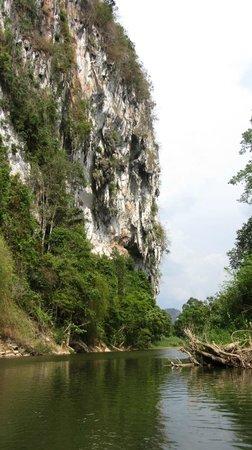 Khao Sok Paradise Resort : Kanotocht 2