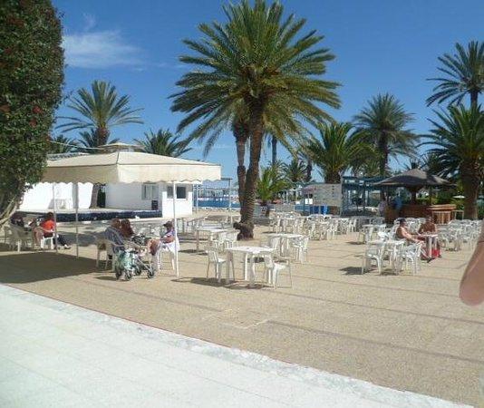 El Mouradi Club Kantaoui : L'apéro en terrasse