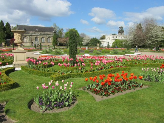 Trentham Gardens: beautifull