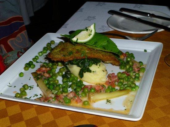 Gibb's Farm: Dinner