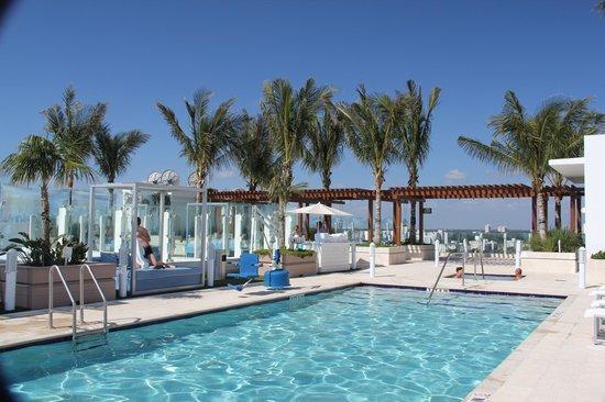 Grand Beach Hotel Surfside : Dak zwembad