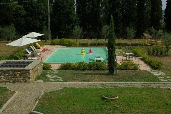 San Martino Country House: Swimming pool