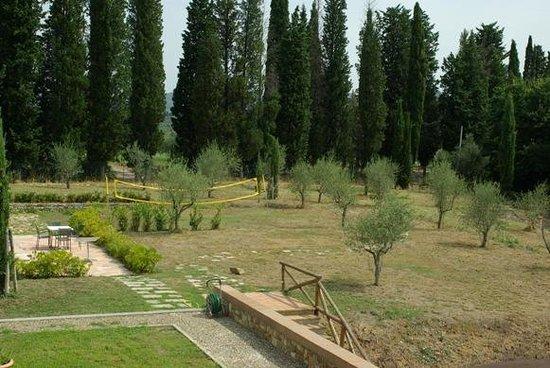 San Martino Country House: Plying area