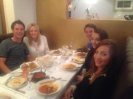 Curry Garden: Family
