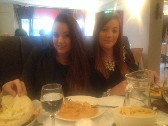 Curry Garden: Daughters