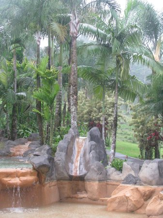Arenal Springs Resort and Spa: Arenal paraiso tuin