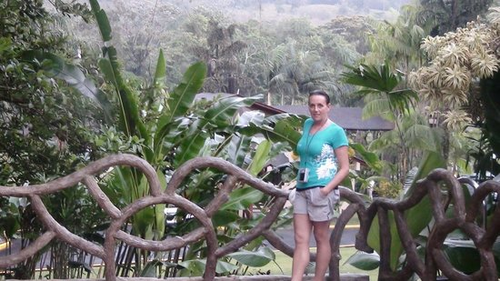 Arenal Springs Resort and Spa: Tuin van arenal paraiso