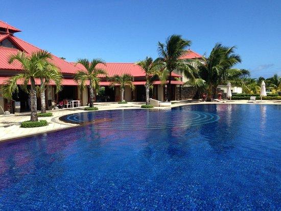 Tamassa: Main swimming pool