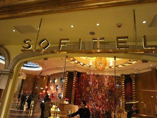 Sofitel Macau At Ponte 16 : ソフィテル マカオ アット ポンテ 162