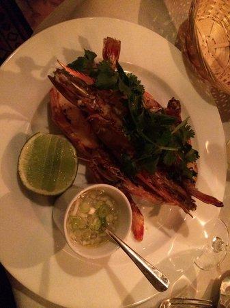 Costes : Shrimps