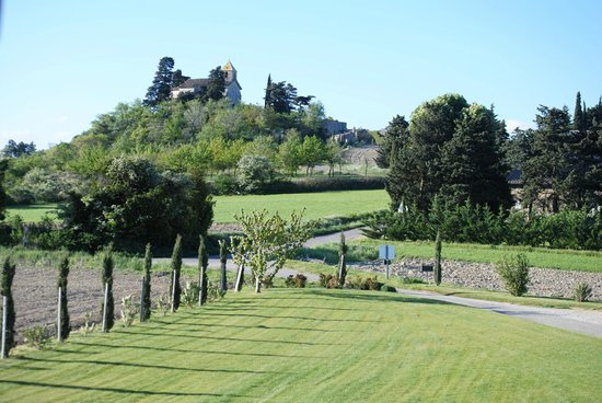La Laùpio : vue idyllique sur le Bourg