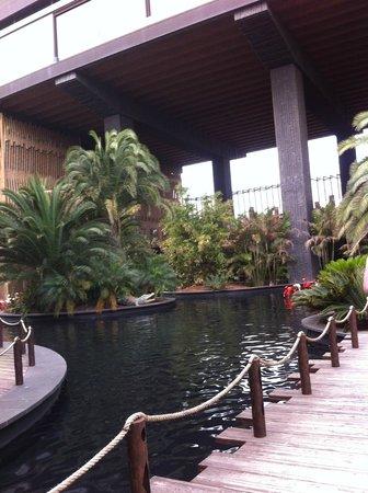 Lopesan Baobab Resort : Grounds
