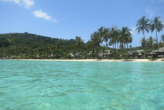 Phi Phi Island Village Beach Resort : Hotelansicht