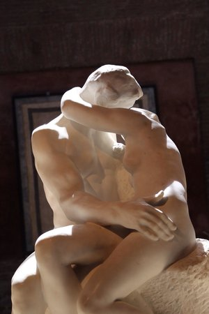 Rodin exhibition at Terme di Diocleziano!
