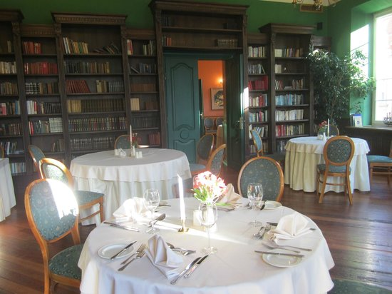 Shakespeare Hotel: Sonnets dining room
