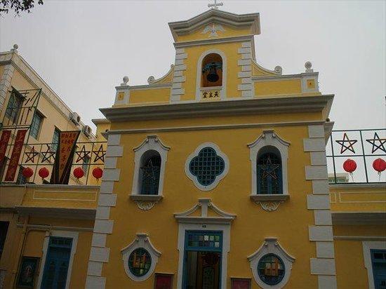 St. Francis Xavier Church : 聖フランシスコ・ザビエル教会1