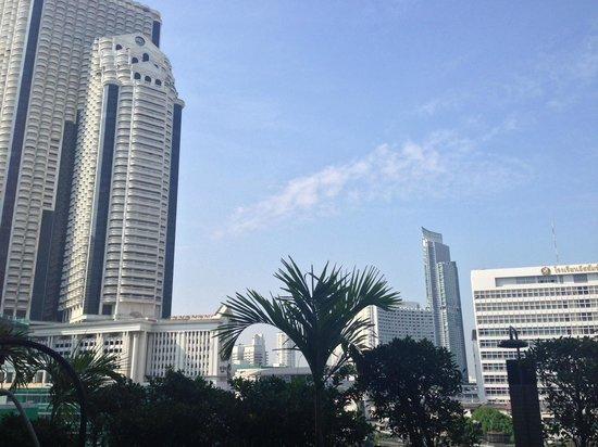 Novotel Bangkok Fenix Silom: View