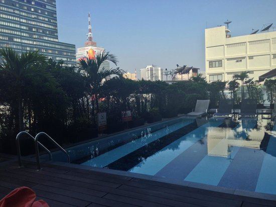 Novotel Bangkok Fenix Silom: Pool
