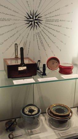 International Maritime Museum: Navigationsinstrumente