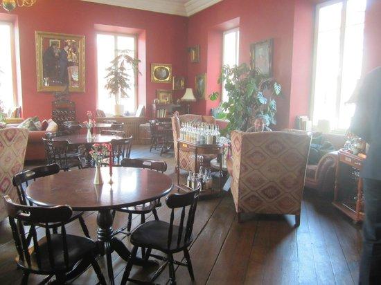 Shakespeare Hotel: Globe bar /dining room