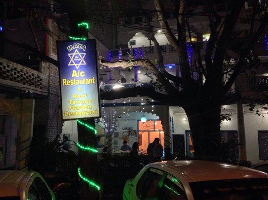 Maya Hotel & Restaurant : unser Hotel