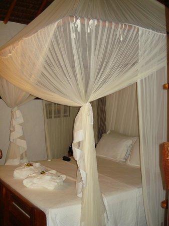 Villas de Trancoso: Villa Gardens - quarto de casal